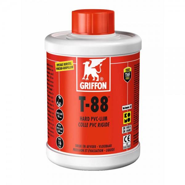 Griffon T88 - hard PVC lijm - 1 liter