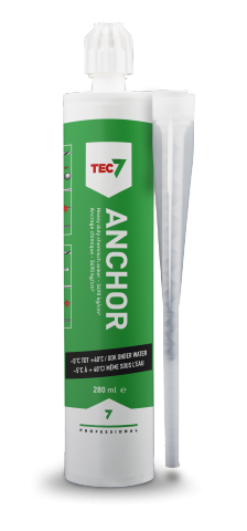 Tec7 Anchor - chemisch anker - 280 ml