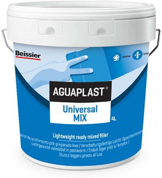 Aguaplast - universal mix - kant & klaar - 4 L