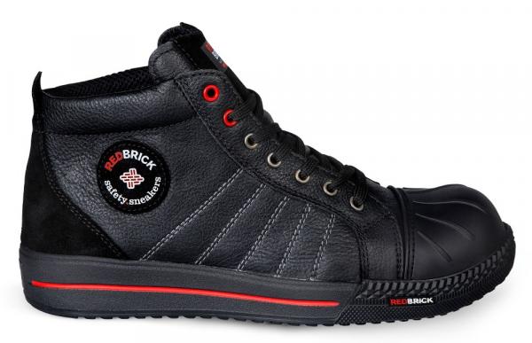 Redbrick Onyx veiligheidsschoenen S3 zwart Maat 45 product foto